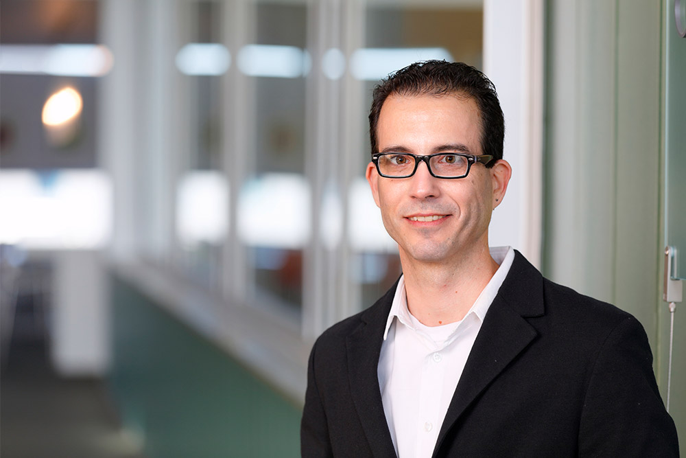 Aviv Paz, PhD Joins Hauptman-Woodward Medical Research Institute