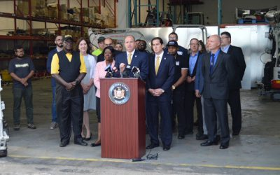 Made in Buffalo: Senator Tim Kennedy, Assembly Majority Leader Crystal Peoples-Stokes, and Environmental Conservation Committee Chair Senator Todd Kaminsky Announce Groundbreaking Technology to be Employed at Hauptman-Woodward Medical Research Institute