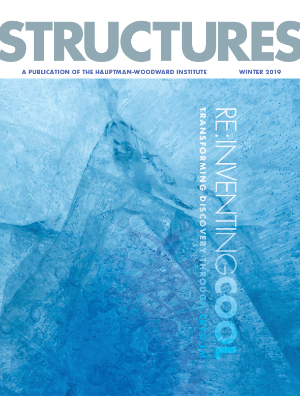 Cover Image of Structures - Winter 2019