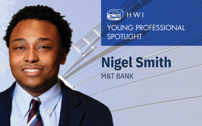 Nigel Smith – Young professional spotlight