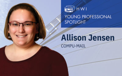 Allison Jensen – Young professional spotlight