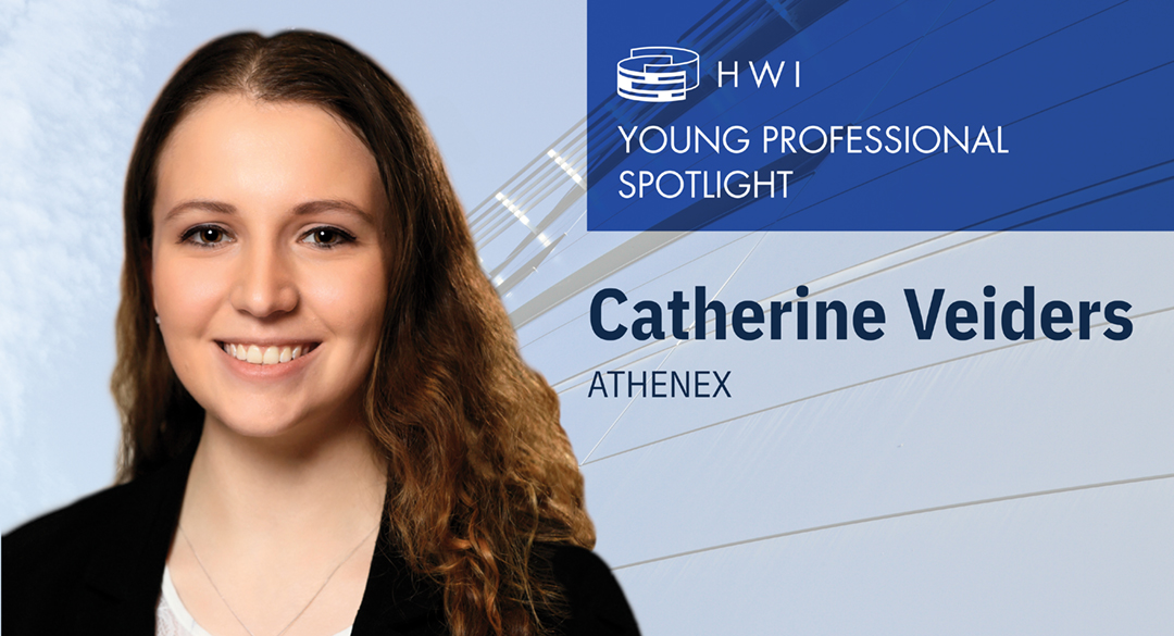 Catherine Veiders – Young professional spotlight